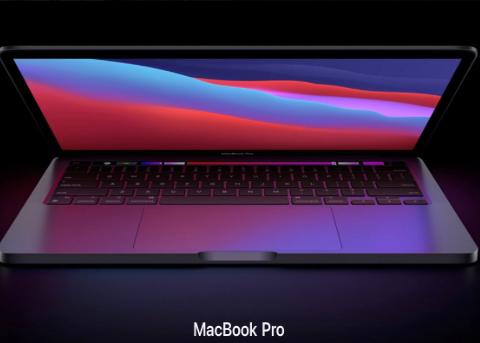 M1 MacBook Pro 性能跑分实测,内存8GB和16GB差别多大?