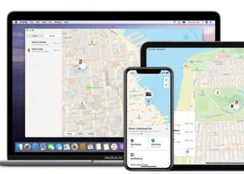 苹果将利用数亿台设备组成Find My网络,帮助找回丢失设备
