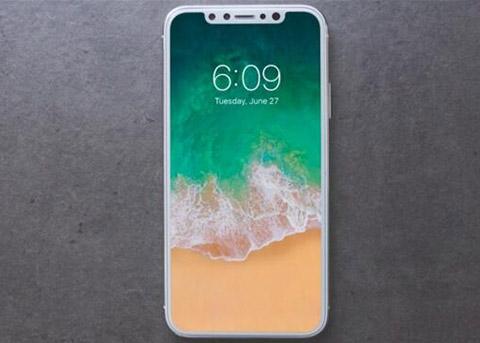 爆料大神:苹果新机命名已确认,就叫iPhone8!