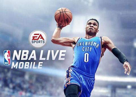 EA出品《NBA LIVE Mobile》国服现已上架