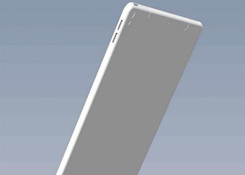 10.5英寸iPad Pro的3D渲染图曝光 你期待吗?