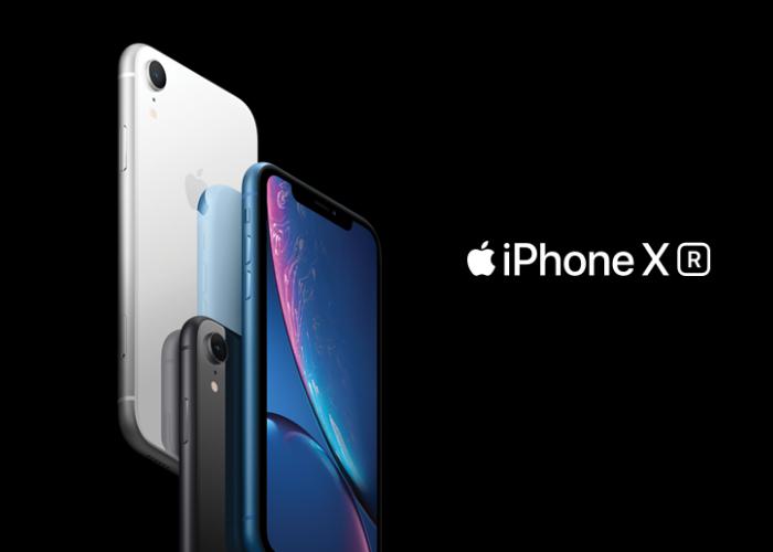 iPhone XR重新上架苹果官网 售价3999元起 不再提供充电器