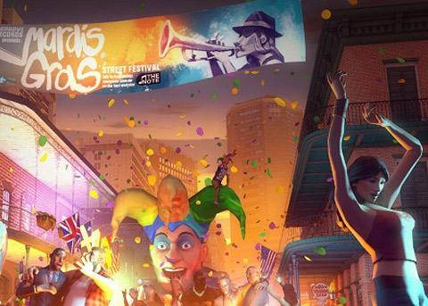 掌上GTA《孤胆车神:新奥尔良》3月30日全球正式上架