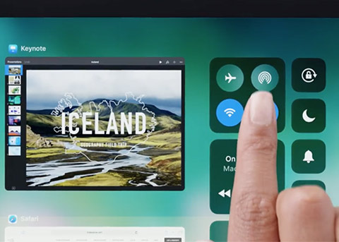 学起来!苹果分享三支iPad+iOS11的教学视频