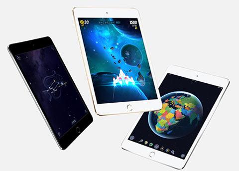 苹果明年或发布iPad mini5和入门级10寸iPad