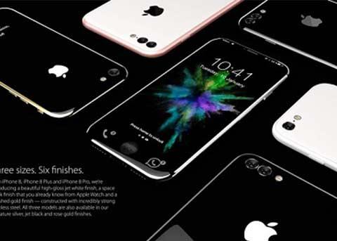 iPhone8概念机视频赏析 与传言相当接近的iPhone8概念机