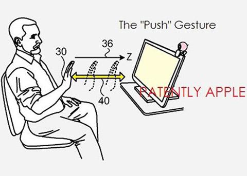 苹果最新专利曝光:可通过手势控制Mac