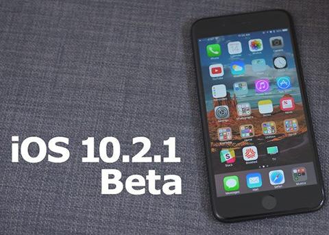 又一个苹果系统更新日 iOS10.2.1 beta3你更新了吗
