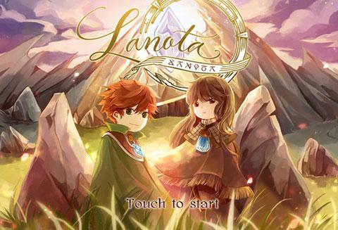 《Lanota》评测:除了音乐,它还是本童话