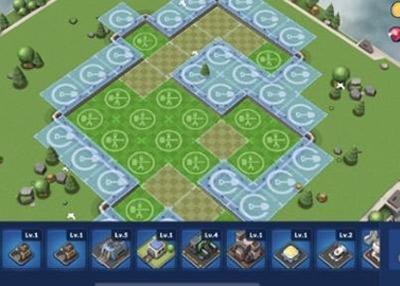 疯狂火箭战争迷雾修改版iOS下载:无限战斗点数