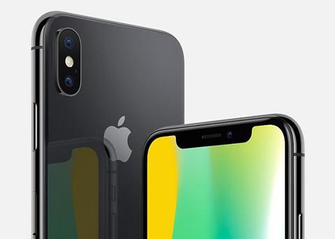 大摩:iPhone X在中国大受欢迎,苹果股票是2018首选