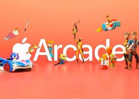 苹果新设备客户可享三个月的Apple Arcade访问权限