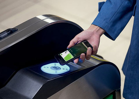 iPhone公交卡功能开放权限容易 但推广难