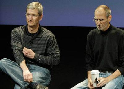 不谈创新 库克的苹果能比肩乔布斯时代吗?