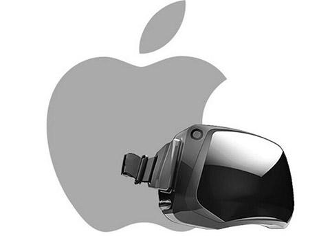 苹果研发头戴显示器:8k分辨率 同时支持AR/VR