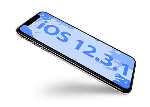 苹果发布iOS12.3.1 修复信息App两处问题