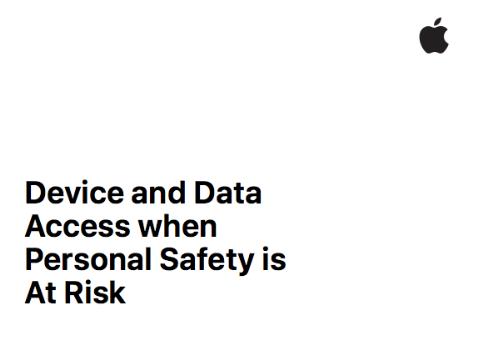 苹果指南详解:如果隐私受到威胁 如何锁定iPhone