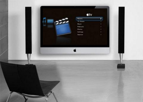 库克说漏嘴 苹果公司或将推出大尺寸电视机