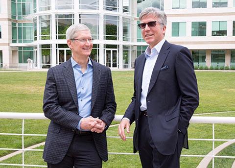 苹果与SAP加深合作,重点为AR和机器学习