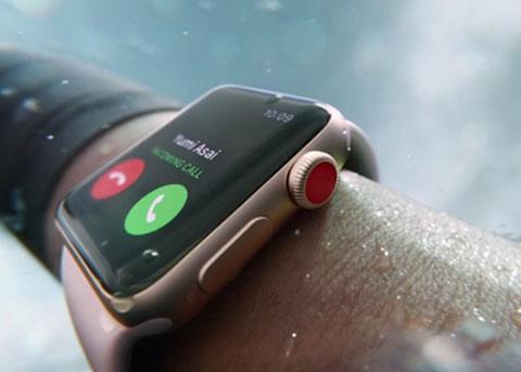 苹果手表Q3预计销量400万:假日有望爆发