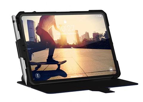 配件商分享预览图:新iPad Pro使用全面屏