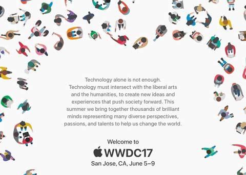 iPhone壁纸分享:精心打造的WWDC 2017插图