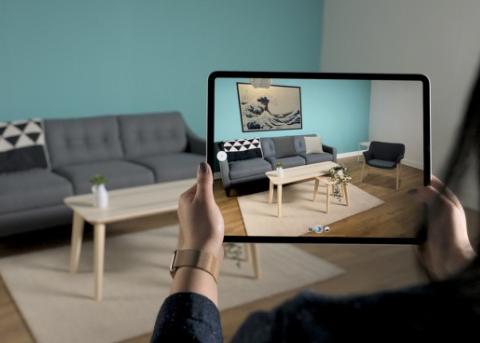 苹果重申AR具有巨大潜力并且暗示未来可能出现的设备