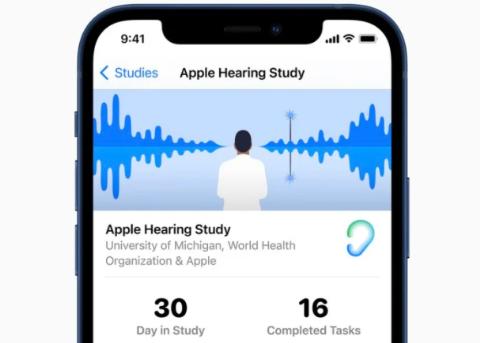 """3月3日""""世界听力日"""":苹果公司分享 """"苹果听力研究 """"见解"""