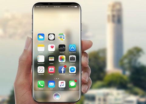 这款概念iPhone 8基于AR和Siri 真有点酷炫