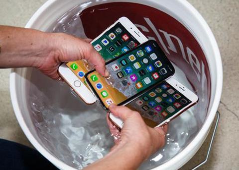 三款新iPhone防水如何?结果出乎意料