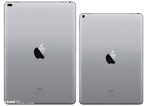 新款iPad Pro保护套曝光:12.9英寸版本带有双摄像头