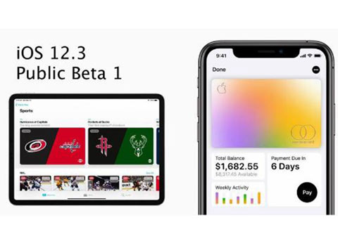 苹果发布iOS12.3 beta:全新的Apple TV来了