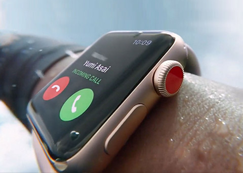 Apple Watch S4屏幕尺寸或将增加15% 你觉得如何?