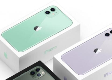 iPhone 11成2020年最畅销智能手机iPhone 12 mini排在第十