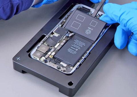 苹果官方iPhone、iPad、Mac维修视频泄露