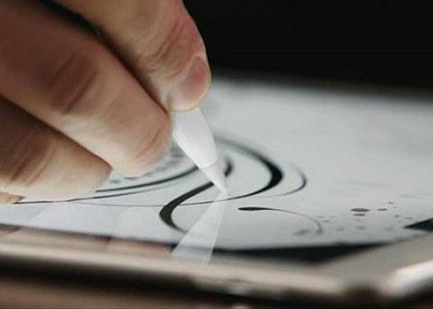 苹果再获专利 Apple Pencil将可用在iPhone上