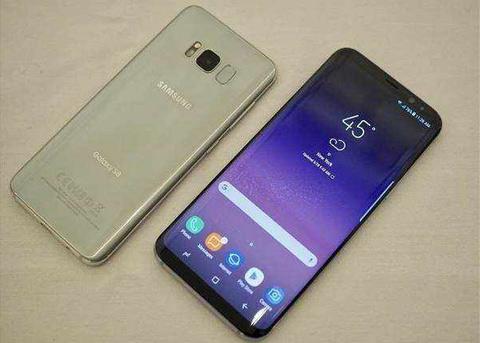 三星Galaxy S8预售超火爆 轻松打破Note7纪录