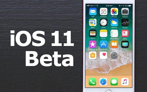 苹果发布iOS11 beta2 Update:修复bug!