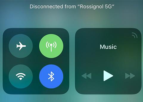 iOS11的Wi-Fi蓝牙自启功能受到外界抨击