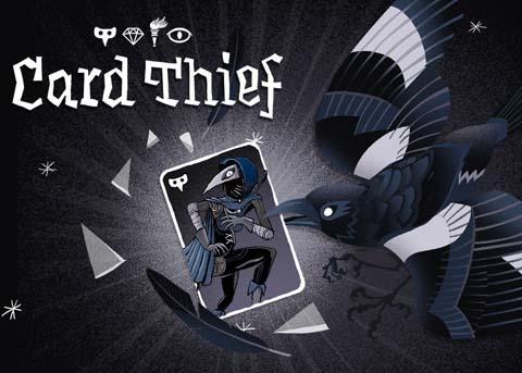 卡牌游戏 《卡牌潜行者》即将上架iOS平台!