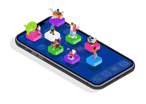 iOS用户比Android用户更愿意在应用上花钱