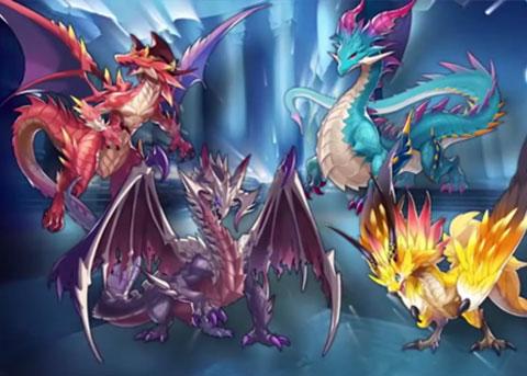 任天堂手游《失落的龙约》正式上架 可在同步推下载试玩