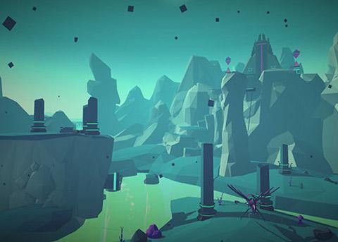 《无人深空》手游版《Morphite》公开新场景 已登陆青睐之光