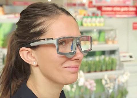 为智能眼镜?苹果新收购与眼球追踪有关