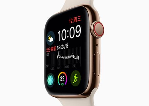 Apple Watch去年出货量占整个市场的一半