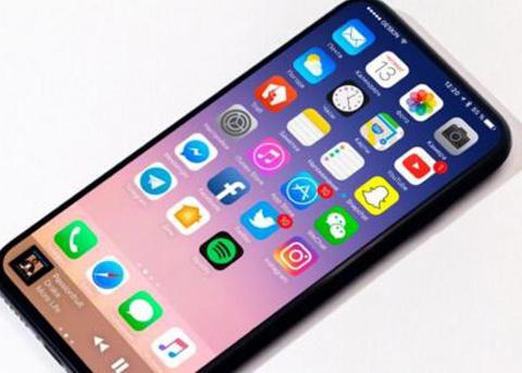 爆料者称苹果新旗舰机不是叫iPhone8