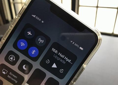 iPhone X电池续航表现如何?你满意么?