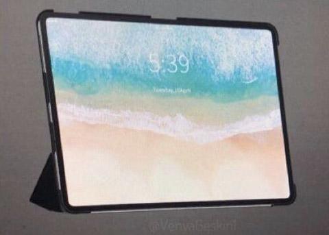 代码证实:2018年iPad Pro支持横向Face ID