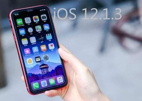 iOS12.1.3正式版发布:修复双SIM卡网络连接问题