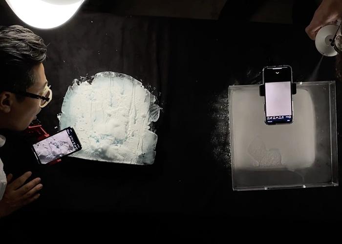 苹果发布用 iPhone 拍摄的最新实验系列视频:展现冰与火的极致